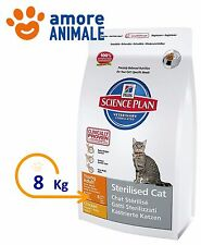 Hill's Science Plan Feline Sterilised Cat Young 8 kg