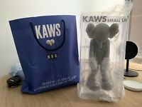 KAWS Small Lie Companion Grey NGV 2019 - 100% authentic