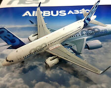 Airbus A320NEO House Colour  - Scala 1:400 Die Cast - JC Wings New Tool