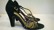 River Island Strappy, Ankle Straps Slim Heels for Women