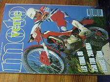 8µ? Revue Moto Verte n°168 Michaud 250 TDR 200 KMX TY 250 Cota ...Poster Lechien