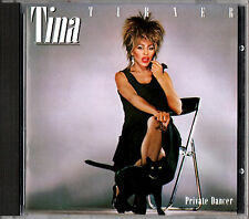 TINA TURNER private dancer CD 1984 FIRST UK PRESS printed in Japan NO BARCODE
