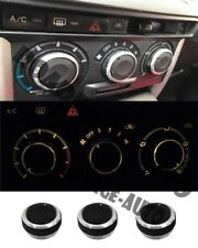 For xA xB Yaris Echo Interior Center Console Turn Switch Knob AC Climate Control