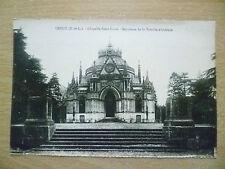 Postcard- FRANCE, DREUX, Chapelle Saint Louis-Sepulture de la Famille d'Orleans