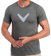 Callaway Mens T-Shirt Heather Gray w/ Logo Size XXL NWT