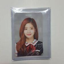 Twice Official Skoolooks Photocard Ver.2 DAHYUN K-POP School Look Photo Card #1