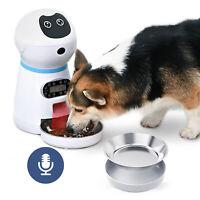 Heglow New Model 2020 Automatic Cat Dog Feeder Pet Food Dispenser Feeder