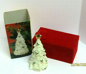 BAUM BROTHERS FORMALITIES IVY/ GOLD  COLLECTION  CHRISTMAS TREE 2002