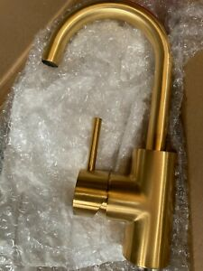 ASTRA WALKER ICON BASIN MIXER FRENCH GOLD - A69.03CE