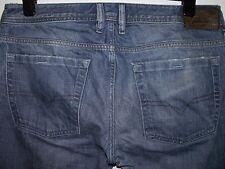 Diesel Zathan Bootcut Jeans Laver 0802E W34 L34 (a2287)