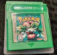 Pokemon Green Version (Nintendo Game Boy) U.S. Version English Translation