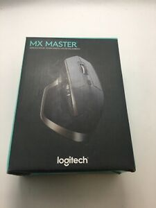 Logitech MX Master Wireless Laser Mouse Easy-Switch up to 3 Devices 910-005527