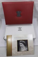 Royal Mint - 2002 United Kingdom Deluxe Proof Coin Set  (T1062)