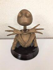 "Nightmare Before Christmas Jack Bronze Statue Figure 5x6"" Disney"