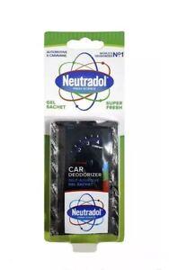 Neutradol Car Odour Destroyer Super Fresh Air Freshener Deodoriser Free Postage.