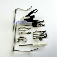 3 Changeable Sole Walking Foot & Seam Guide for Bernina NEW STYLE Sewing Machine