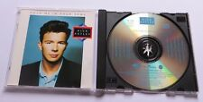 Rick Astley * Hold Me in Your Arms CD take me to your heart-Giving Up On Love
