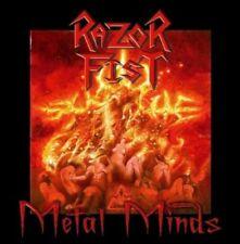 Razor Fist - Metal Minds CD NEU