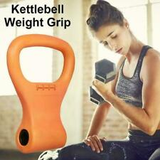 Fitness Adjustable Kettle Bell kettlebell Grip Weight Hot Home Exercise F0H2