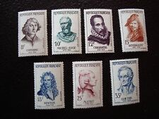 FRANCE - timbre yvert et tellier n° 1132 a 1138 n** (C5) french