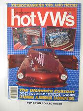 Hot V Ws & dune buggies    May 1988    Treasure Hunting In El Salvador