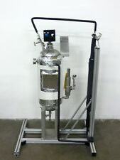 John Crane 1500 PSI Stainless Steel High Pressure Vessel 17 L  w/ Heat Exchanger