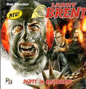 LARRY BRENT - Folge 004 - Party im Blutschloss -- DAN SHOCKER ..X3