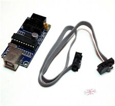 USBTiny USBtinyISP AVR ISP programmer for Arduino bootloader Meag2560 uno r3 UK