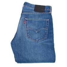 LEVI'S 508 Slim Blue men Jeans in Size 31/32