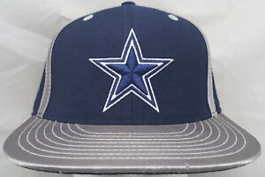Dallas Cowboys NFL Reebok 7&3/8 fitted cap/hat