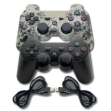 Ps3 Playstation 3 Wireless Controller Bluetooth Gamepad Game Controllers