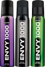 Envy 1000 Electric, Magnetic & Force Deo Combo 120 ml (Pack of 3)  original fs