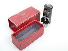 LEITZ Leica stesso trigger Selftimer APDOO bello e imballaggio nice and boxed
