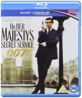 007 Bond - Su Lei Majestys Segreto Servizio Blu-Ray Nuovo (1620607086)