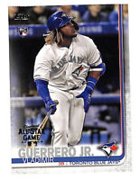 2019 Topps Complete Set #700 Vladimir Guerrero Jr All Star Game rookie RC card