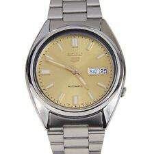 Men's Silver Band Mechanical (Automatic) Wristwatches