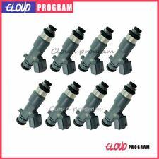 8X 16600-ZJ50A  Fuel Injectors for Frontier 4.0L 16-19 Armada Titan 5.6LV8 06-15