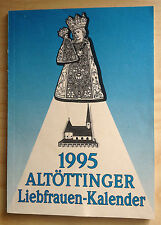1995 Altöttinger Liebfrauen-Kalender
