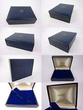 Eberhard  watch box astuccio etui ecrin uhrenbox vintage NOS (lot 108) chrono
