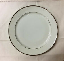 "FURSTENBERG ""WAGENFELD EDITION PLATINUM"" DINNER PLATE 10 3/4"" PORCELAIN GERMANY"