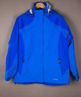 L.L.Bean Herren Freizeit Wasserfeste Jacke Mantel Größe M ARZ1587