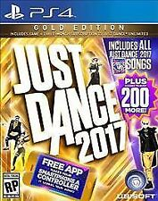 Just Dance 2017 WII * NEW *