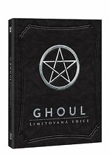 Ghoul Blu-ray 3D+2D - mediabook - limited edition 2015 English audio + bonuses