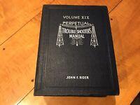 Rider's vol 19 XlX Radio Troubleshooter's Manual Schematics Hallicrafters RCA