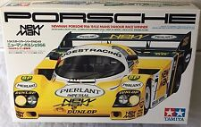 Tamiya 1/24 Newman Porsche 956 model kit 24049