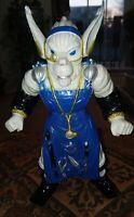 Vintage Bandai MMPR Power Rangers Action Figure Evil Space Aliens 1993 Finster