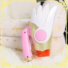 Anime Card Captor Sakura Bird Wand Blow Dryer Portable Hairdryer Hair Drier New