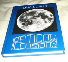 OPTICAL ILLUSIONS BOOK ABOUT LIFE STORY OF STELLAR OPTICIAN BERNHARD SCHMIDTH