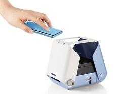 TAKARA TOMY Printoss Printer for Smartphone SORA Using films for Cheki Japan F/S