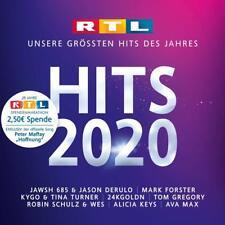 RTL HITS 2020 - 3 CD NEU & OVP Die Hits des Jahres Toten Hosen Ava Max NEA u.a.